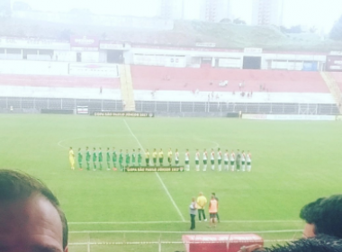 Com gol nos acréscimos, Conquista perde mais uma na Copa São Paulo
