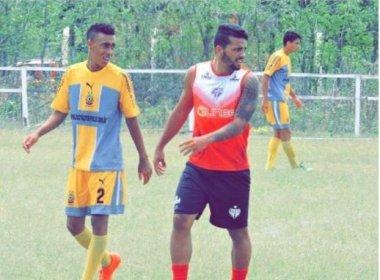 Bahia de Feira anuncia meia Eudair, ex-Vitória e Atlético-PR
