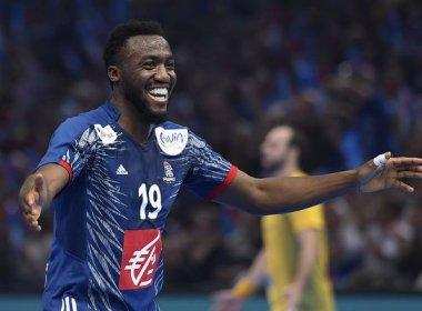 França domina partida e Brasil perde na estreia do Mundial de Handebol Masculino