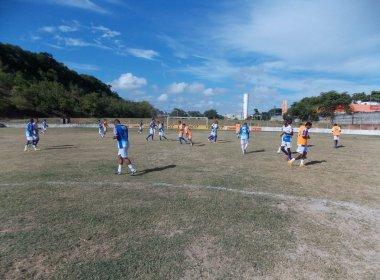 Sob o comando de Roy, Galícia começa preparação para o Baianão 2017