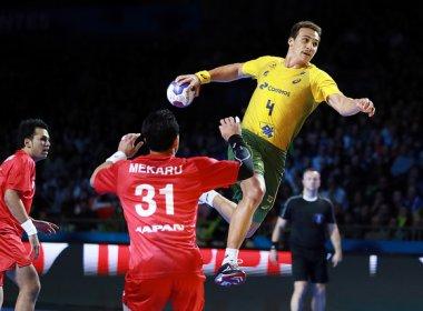Brasil derrota o Japão e consegue segundo triunfo no Mundial de Handebol