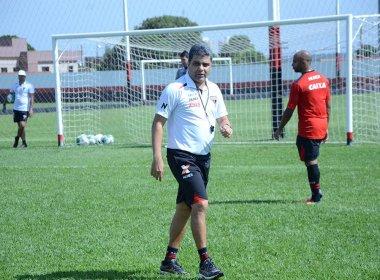 Após polêmica, Atlético-GO decide manter Marcelo Cabo como treinador