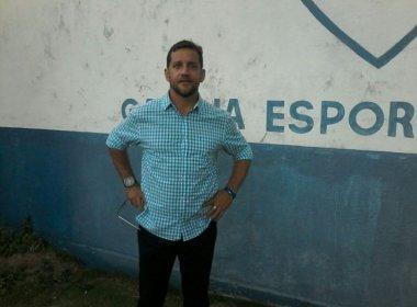 Ex-dupla Ba-Vi, Dudu Fontes é novo diretor de futebol do Galícia