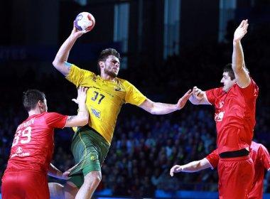 Brasil perde para a Rússia e avança em quarto lugar no Mundial de Handebol