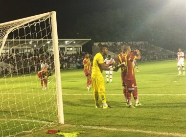 Fora de casa, Juazeirense perde para o River-PI na estreia da Copa do Nordeste