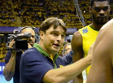 Ex-auxiliar de Bernardinho deixa a seleção de Vôlei: 'Não concordei com o processo'