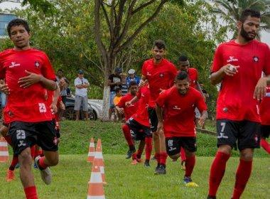 Moto Club faz testes para achar equipe que enfrentará o Bahia pelo Nordestão