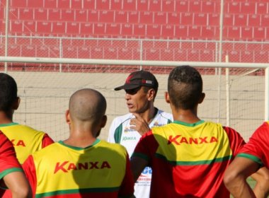 Juazeirense relaciona jogadores para confronto contra o Flamengo de Guanambi