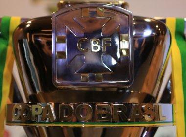 CBF divulga datas da segunda fase da Copa do Brasil