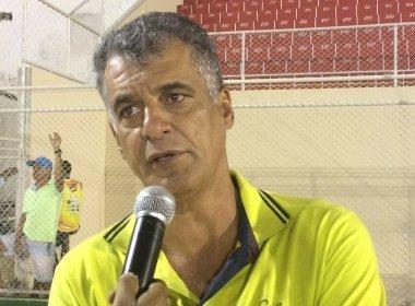 Técnico do Bahia de Feira vê Vitória favorito, mas avisa: 'Jogo é jogado'
