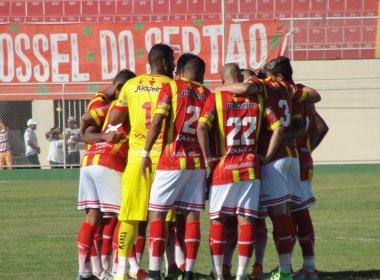 Paulo Sales relaciona jogadores da Juazeirense para enfrentar o Bahia