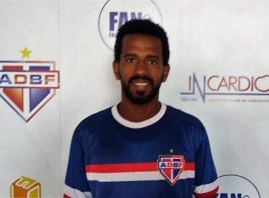 Fausto prega respeito ao Vitória, mas afirma que Bahia de Feira quer surpreender