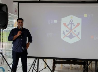 Dirigente catarinense diz que avião não precisa cair para clube virar potência estadual