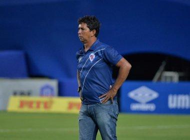 Com lanterna no Campeonato Baiano, Sérgio Odilon anuncia saída do Galícia