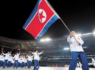 Coreia do Norte sinaliza participação nos Jogos de Inverno na Coreia do Sul