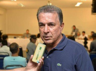 Ricardo Silva anuncia saída do Jacobina: 'Gosto de trabalhar com pessoas profissionais'