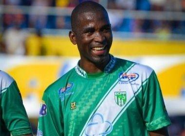 Tatu celebra retorno ao Vitória da Conquista e mira reestreia contra o Bahia