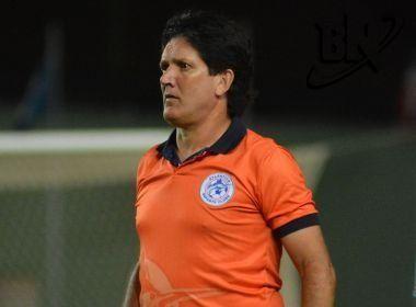 Roberto Gaúcho é o novo treinador do Ypiranga para a disputa do Baiano da 2ª Divisão