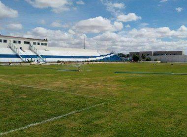 Após imbróglio, estádio de Riachão do Jacuípe é liberado pela FBF para o Baianão