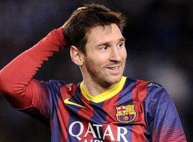 Para renovar com o Barça, Messi quer mais do que 35 milhões de euros por ano