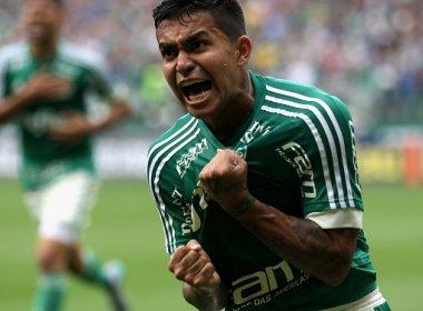Substituto de Douglas Costa, Dudu celebra convocação para a Seleção: 'Sonho realizado'