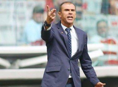 Após demitir Cristóvão, Vasco acerta com o técnico Milton Mendes