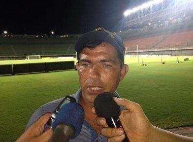 'Difícil e truncado': Técnico do Jacuipense avalia confronto direto contra o Bahia de Feira
