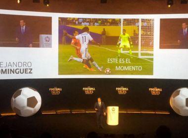 Conmebol planeja usar assistentes de vídeo nas quartas da Libertadores