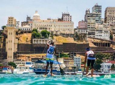 Campeonato Baiano de stand up paddle promete 'show de superação'