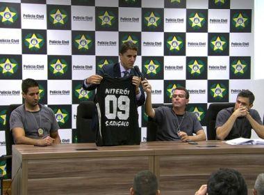 Suspeitos de matar botafoguense são presos no Rio; três estão foragidos