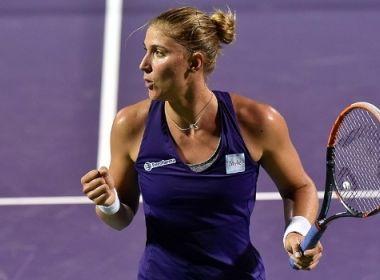 Bia Haddad perde para Venus, mas pode ter melhor hanking da carreira