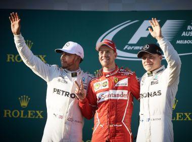 Ferrari surpreende e Vettel vence GP da Austrália; Massa é 6º