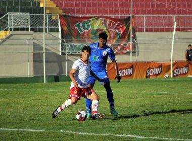 Galícia perde para a Juazeirense e cai para a segunda divisão do Campeonato Baiano