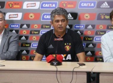 Apresentado no Sport, Ney Franco relembra campanha pelo Vitória em 2013