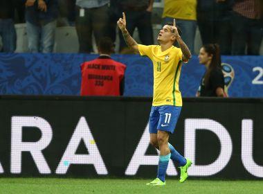 Cauteloso, Philippe Coutinho nega classificação: 'Ainda não tem nada garantido'