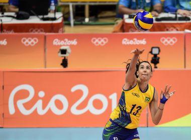 Campeãs olímpicas do vôlei entram na justiça contra ranking da CBV