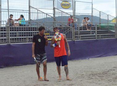 Torneio de beach tennis em Porto Seguro terá R$ 10 mil em prêmios