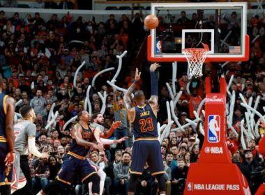 Mesmo em derrota, LeBron supera Shaq e se torna o sétimo maior cestinha da NBA