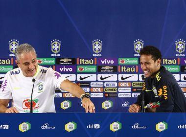 Tite elege Neymar como melhor jogador do mundo em entrevista