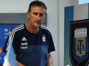 AFA pode demitir Edgardo Bauza da seleção argentina; Sampaoli é cotado como substituto