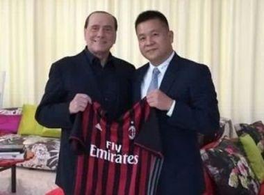 Após 31 anos com Berlusconi, Milan é vendido a grupo chinês