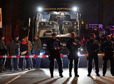 Polícia alemã não tem evidências de que suspeito detido atacou ônibus do Borussia