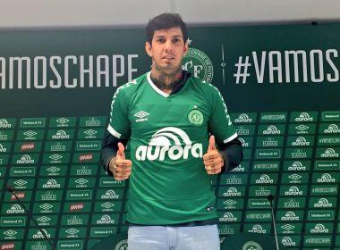 Apresentado na Chapecoense, Victor Ramos comemora reedição de trabalho com Mancini