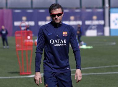 Para Luis Enrique, Barcelona pode virar confronto contra a Juventus