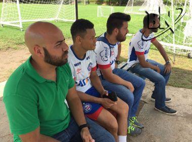 Em crise, Ypiranga sub-20 conta com a ajuda do Bahia para treinar no Fazendão