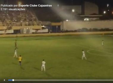 PFC-Cajazeiras inova e transmite por conta própria jogos da Série B baiana pelo Facebook