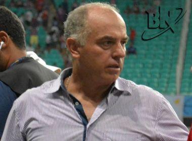 Juazeirense renova com o técnico Carlos Rabello para a disputa da Série D