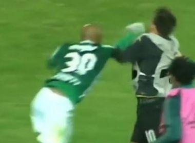 Peñarol culpa Palmeiras e Felipe Melo por briga: 'Se fazem de bonzinhos'