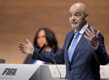 Copa do Mundo de 2018 terá vídeo-árbitros, confirma Infantino