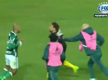 Conmebol deve aplicar penas duras ao Peñarol após briga generalizada